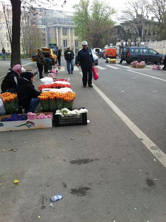Piata de Flori (2)