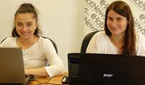Cosmina Stratan si Cristina Flutur