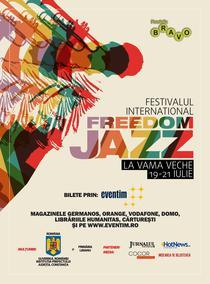 afis Freedom Jazz Festival la Vama Veche