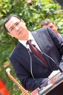 Victor Ponta la Iasi