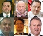 Mihai Atanasaei/ Mugur Mihailescu/ Marian Vanghelie/ Edu Adrian/ Catalin Stochita/ Corin Romanescu