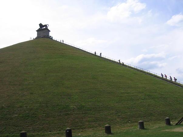 Din amintirile unui turist fericit: Waterloo