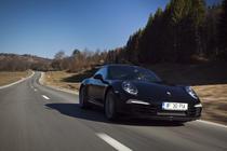 Test Drive cu Porsche 911 Carrera