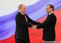 Putin si Medvedev, rocada de functii