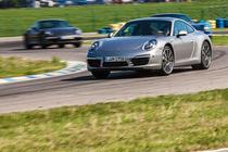 Porsche Roadshow Bucuresti 2012