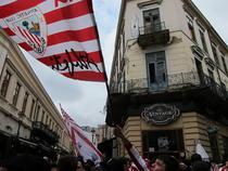 Atmosfera superba cu ocazia finalei Europa League (3)