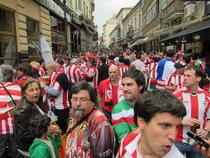 Atmosfera superba cu ocazia finalei Europa League (5)