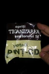 Sticker PNT-CD