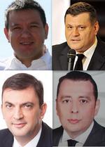 Cristian Tomescu/Cristian Poteras/Rares Manescu/ Stefan Florescu