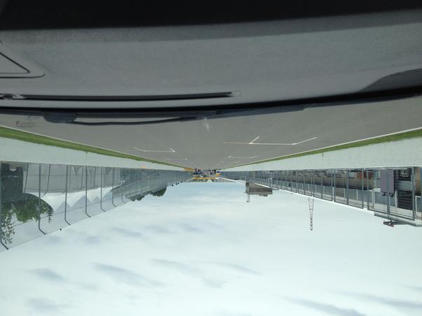 Pe circuitul de Formula1 de la Montreal, in saptamana pregatitoare