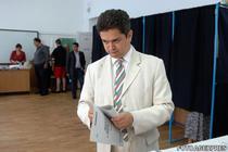 Theodor Paleologu a votat la Sectia 86