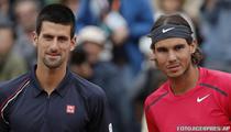 Novak Djokovic si Rafael Nadal, in finala Roland Garros