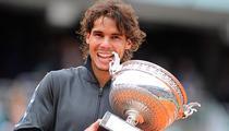 Rafael Nadal, invingator la Roland Garros