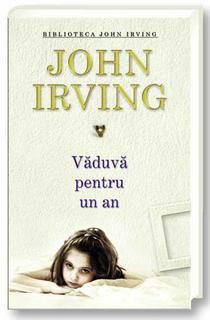 Vaduva pentru un an, de John Irving