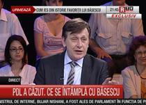 Crin Antonescu la Romania TV
