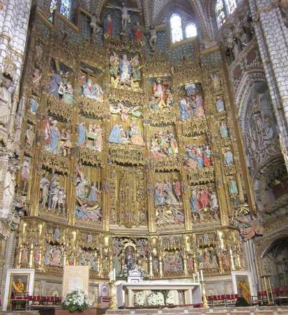 Catedrala Toledo 1