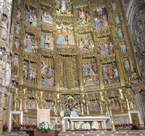 Catedrala Toledo 2