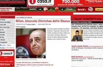 AC Milan, interesata de Chiriches