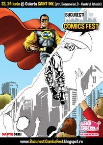 Bucuresti ComicsFest 2012
