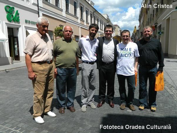 Mihail Neamtu la Oradea (2)