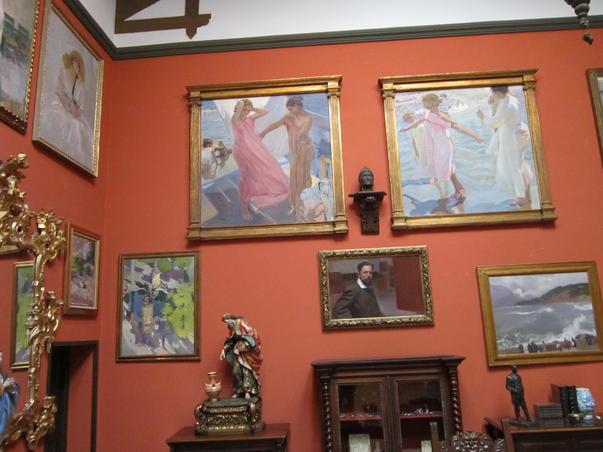 Casa-muzeu Sorolla
