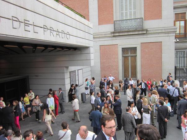 Iesirea de la Prado