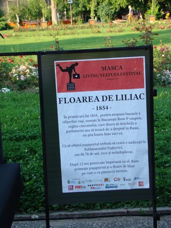 Teatrul Masca - Fior d'amor in Bucuresci