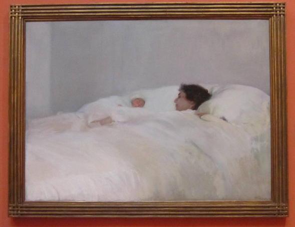 Maternitate, Sorolla