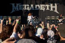 Megadeth la OST Fest