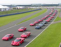 Ferrari se asteapta la o parada - record