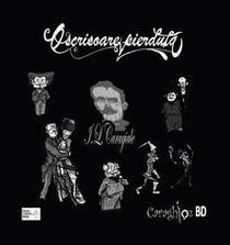 O scrisoare pierdută de Caragiale în benzi desenate de Mihai Grăjdeanu