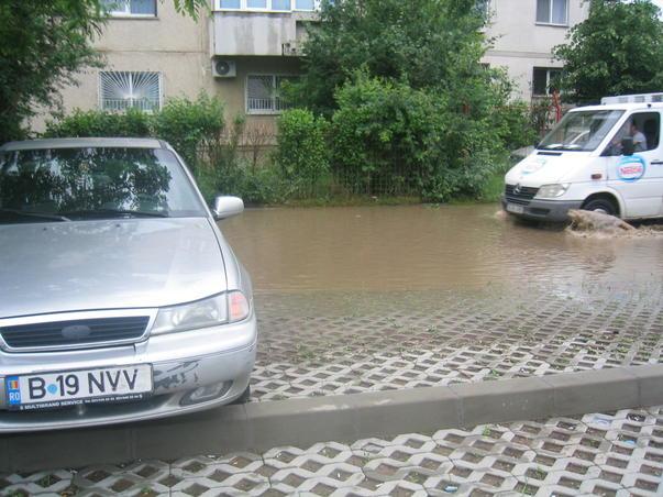 Strazi inundate