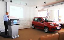 Lansare Fiat Panda in Romania