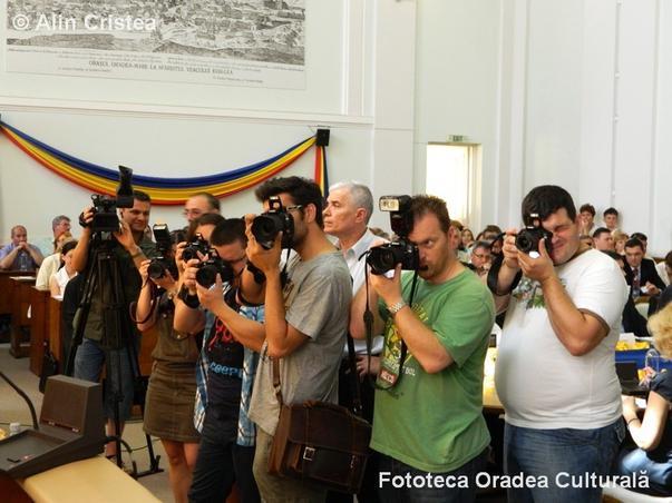 Constituirea Consiliului Local al Municipiului Oradea (3)