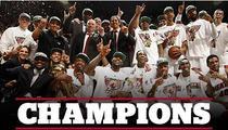 Miami Heat, campioana din NBA