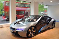 BMW i Store Londra Park Lane
