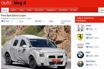 Mule Dacia Logan 2013