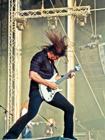 Megadeth @ OST Fest
