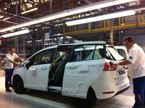Ford B-Max in uzina de la Craiova