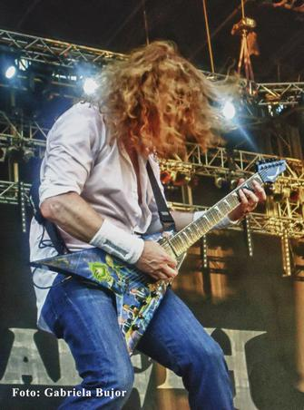 Dave Mustaine la OST FEST 2012