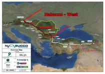 Traseul Nabucco West