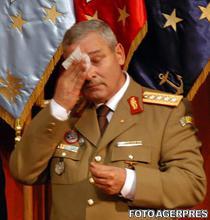Generalul (r) Eugen Badalan
