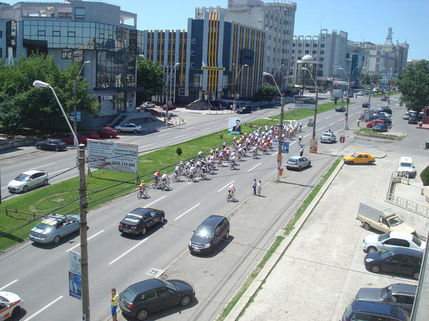 Turul ciclist al Romaniei, 2012