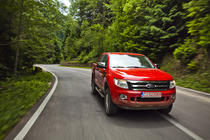 Test Drive cu Ford Ranger