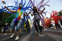 Fotogalerie: Marsul Diversitatii / GayFest 2012