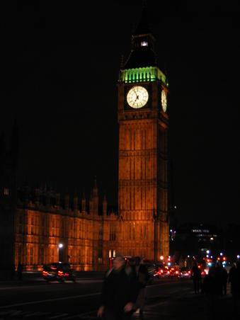 Londra noaptea