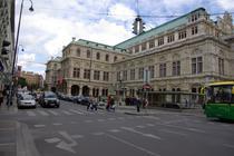 Parcare in centrul Vienei