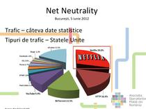 Traficul de internet in SUA