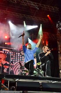 Linkin Park la Romexpo