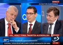 Ponta, Antonescu, Oprescu, la Sinteza Zilei